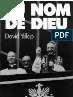 Au nom de Dieu - David Yallop