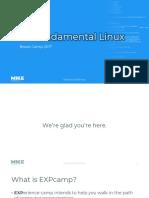 Fundamental Linux Commands