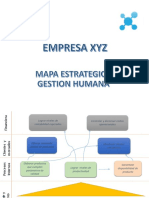 Alineacion - Mapa Gestion Humana