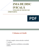 Hernia de Disc Cervicală