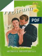 Carol Devine - Secretul milionarului.pdf