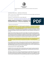 German - La Corte Reconoce La Obligatoriedad de La Jurisprudencia I