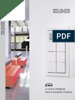 201806 Jung Catálogo Técnico Knx