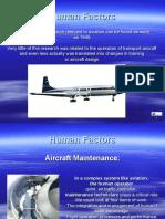 Human Factors Revision