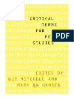 2010 William Hansen, Nicola - Critical Terms for Media Studies