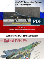 29739693 de Constructing the Sukhoi PAK FA Su 50