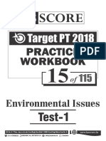 Test - 15_Environmental Issues_Test-1