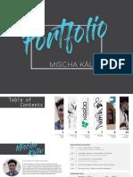 Portfolio by Mischa Kälin