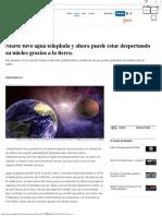 Marte Despierta Ciencia EL PAÍS