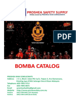 Proshea Bomba Catalog