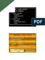 Ekotek8 Benefit Cost Ratio Payback Period