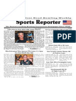 July 4 - 10, 2018  Sports Reporter