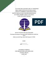 Contoh Laporan PKP UT PGSD IPA Pesawat Sederhana Jenis Pengungkit - Pemantaan Kemampuan Profesional PDGK4560