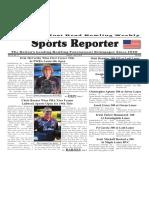 June 27 - July 3, 2018  Sports Reporter