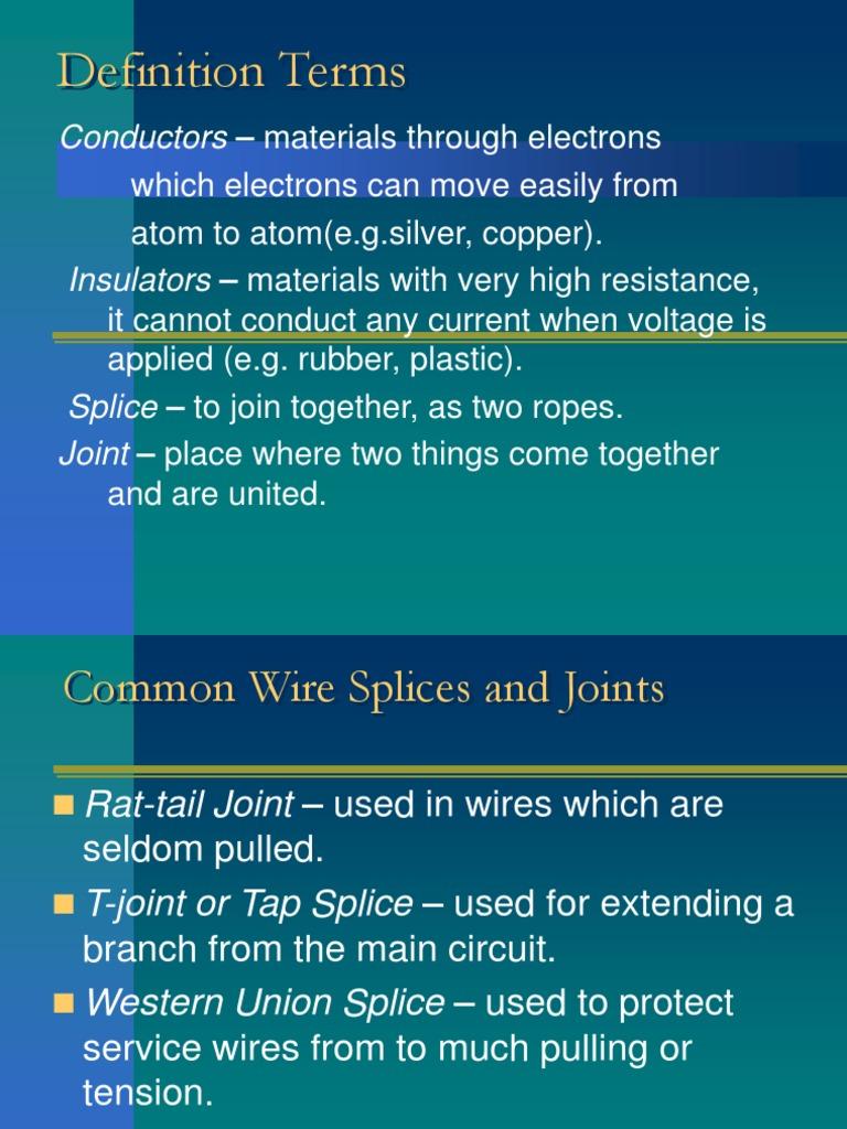 Technical-Vocational-Livelihood(TVL)Electricity 1