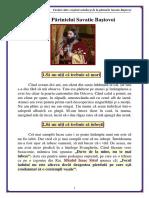Decalogul Părintelui Savatie Bastovoi