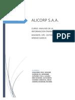 Alicorp Sa Analisis