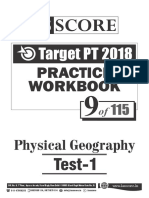 Test - 9_Physical Geography_Test-1