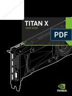 Nvidia Titan X User Guide