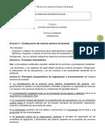 Celadores t. 1 Ley 8.1997,26 Junio, De Ordenación Sanitaria de Euskadi