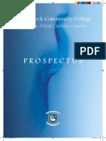 CCC Prospectus 2018