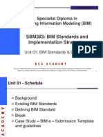 SBM383_Unit 01_BIM Standards Guidelines