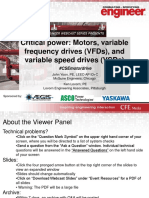#Aegis VFDs & VSDs Critical Power