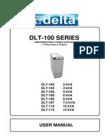DLT-100 Serie UPS User Manual (1)