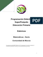 SPX Programacion Murcia MATES 6 V1.2