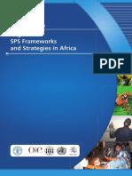 STDF Regional SPS Stategies in Africa