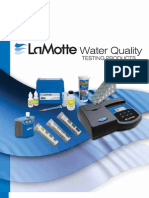2010 LaMotte Water Quality Testing Products Catalog
