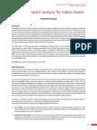 Basel III Impact Analysis for Indian Banks Siddharth Shukla