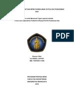 contoh cover pengesahan