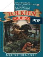 Tolkien Quest 1 • Night of the Nazgûl