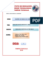 Monografia Topologia de Redes - Arbol