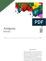 Antigona Sofocles