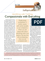 Sadhguru Article