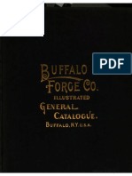 Buffalo Forge Catalog