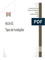 AULA01TiposdeFundacoesUFV2018