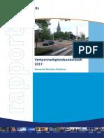 DTV Consultants - Verkeersveiligheidsonderzoek 2017 Pijnacker-Nootdorp