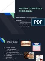 Terapia oclusal