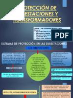 Cesar-protección de Subestaciones y Transformadores