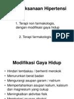 Slide - Penatalaksanaan Hipertensi
