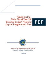 2018 19 Enacted Budget Financial Plan July