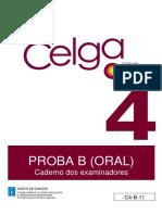 Probaoral_Celga4_2014