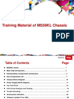 Training Material of MS59KL Chassis 20140612041624226[1]