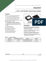 TDA7491P