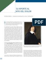 Descartes Su Aporte Al Entendimiento Del 2014 Revista M Dica Cl Nica Las C
