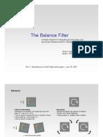 The Balance Filter.pdf