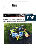 Complete FPV Goggles Guide - For Mini Quad Drone Quadcopter - Oscar Liang